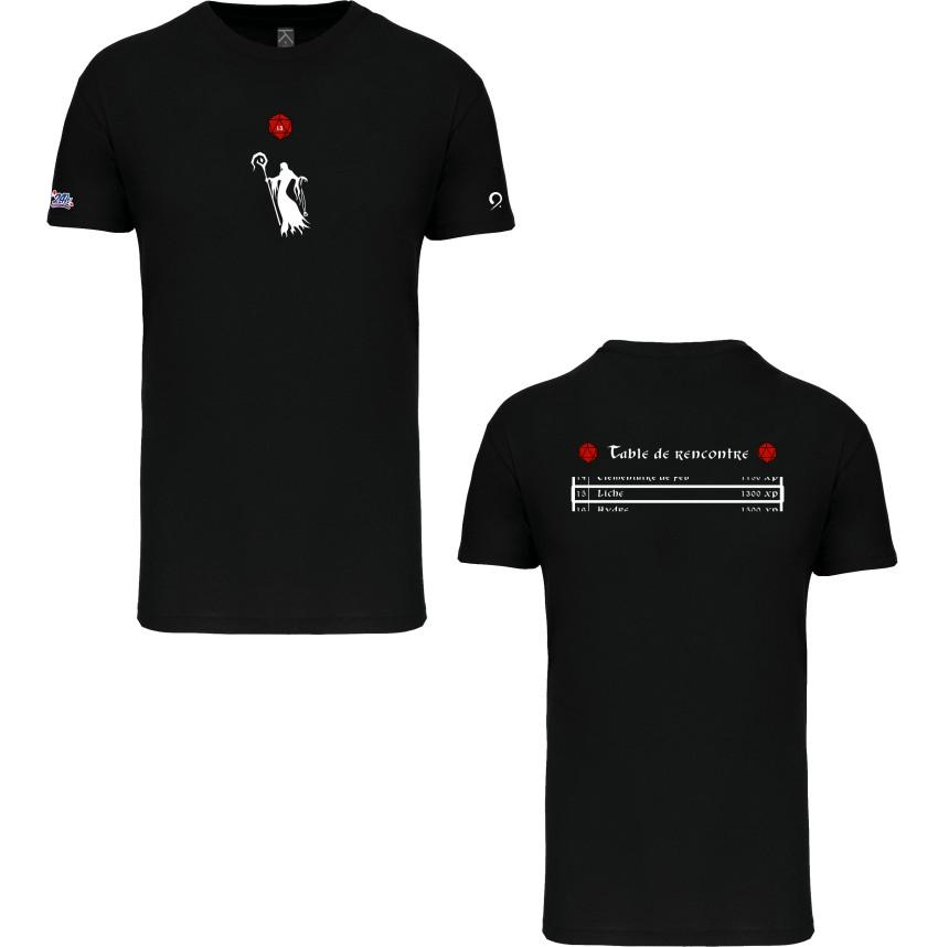 T-shirt Edorock Edo et Flo....